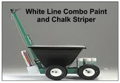 White Line Equipment Streamliner Combo Paint & Chalk Liner