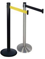 Model 300 Retracta-Belt Single Line Posts
