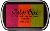ColorBox® Pigment 3-Color Ink Pad