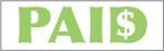 "Xstamper Pre-Inked Stock Stamp ""PAID"" Xstamper Stock Stamp"