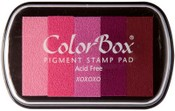 ColorBox® Pigment 5-Color Ink Pad