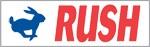 """Xstamper Pre-Inked Stock Stamp """"RUSH"""" Xstamper Stock Stamp"""