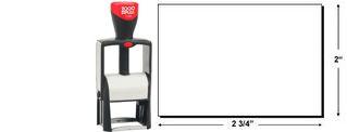 2800 Self-Inking Plain Stamp 2800 Self-Inking Stamp