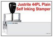Justrite Plain Self-Inking 44-PL Stamp
