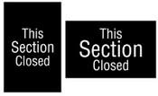 Beltrac Stock Signage