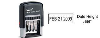 Trodat 4820 Date Stamp