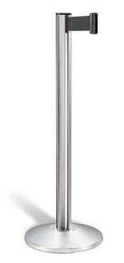 Beltrac 3000 Series, Retractable Belt Crowd Control Stanchions