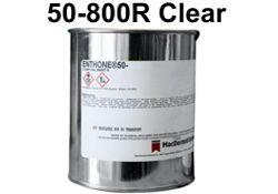 Hysol Epoxy Ink 50-800R Hysol Quart Flat Clear Enthone-Hysol