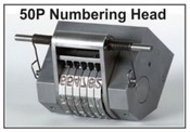 Steel Numbering Head