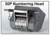 Steel Numbering Head