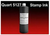 Quart of Stamp ink