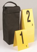 Photo Evidence Markers Carry Bag