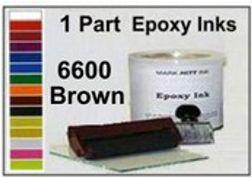 One Part Epoxy Ink