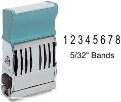 Xstamper 72012 Pre-Inked Numbering Stamp