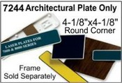 7244 Architectural Plate