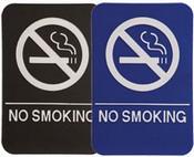 "No Smoking Stock ADA Sign, 6""x6"" ADA Stock Signs ada sign requirements ada compliant signs custom ada signs ada guidelines signs ada signs wholesale ada bathroom signs ada signs online ADA Office Signs"