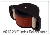 AQ12 HC-12 Index Roller Stamp HC-12 Index Hand Coder