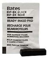 Bates replacement ink pad