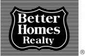 BETTER HOMES Realtor Signs
