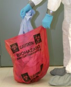 Biohazard Disposal Bags