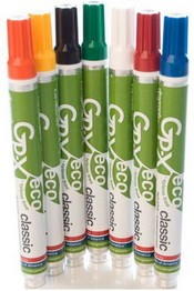 Black GPX Xylene Free Markers