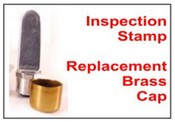 Inspection Neoprene Plug