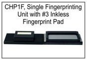 Folding Fingerprint Unit