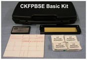 CKFPBSE Basic Fingerprint Kit with the Simi Inkless Pad