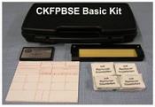 CKFPBSE Basic Fingerprint Kit with the Simi Inkless Pad