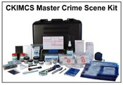 Master Crime Scene Investigation Kit