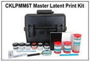 Master Magnetic Latent Print Kit