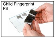 Child Fingerprinting Kit