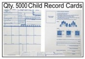 Child Fingerprinting Cards