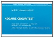 MMC Cocaine Odor Test - 10 ampoules/box