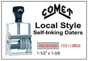 Comet Local Style Dater