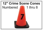 Crime Scene Cones