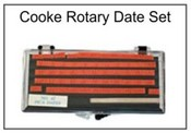 Cooke Date Set