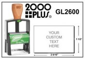 Cosco GL2600 Heavy Duty Stamper