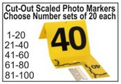 Cut-Out ID Tents with Scale