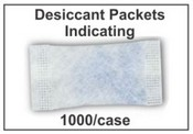 Indicating Desiccant Packets