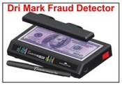 Dri Mark Tri Test Detector System