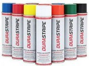 Dura Stripe Red Aerosol Striping Paint