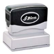 "Shiny EA-165 Premier Stamp 1-1/2"" x 2-1/2"""