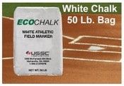 ECOChalk Athletic Field Marking Chalk Dust