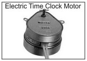 Electric Time Clock Motor