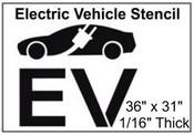Electric Vehicle With Circle Plug