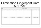 Fingerprint Elimination Pad