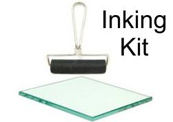 "3"" Brayer Roller