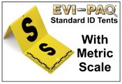 EVI-PAQ Standard ID Tents