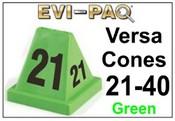 Versa-Cones Green 21-40